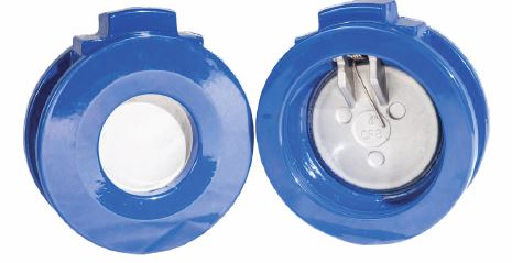 5 Uni flo single disk wafer check valve-min sanspar image