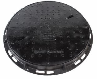 TYPE 4 ROTATING SYSTEM MANHOLE COVER & FRAME SANSPAR IMAGE