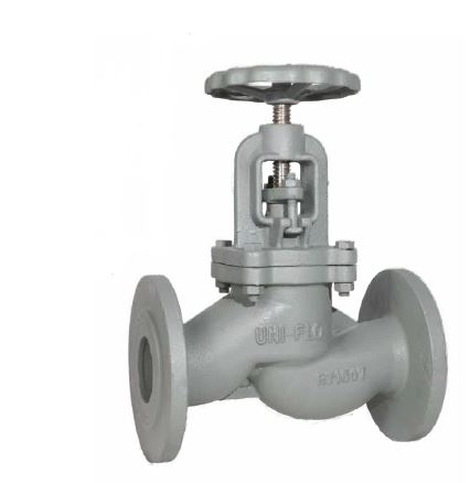 UNI-FLO, PN 16, GLOBE VALVE OF CAST IRON SANSPAR IMAGE